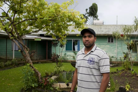 Sri Lankan refugee Shamindan Kanapathi. His parents are unaware the 28-year-old has spent the last six years detained on Manus Island.