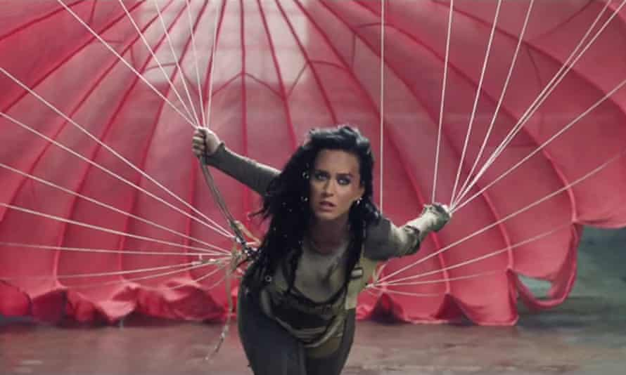 Katy Perry in Rise