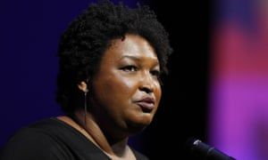 Stacey Abrams will lend her platform to Fair Fight 2020, an effort to end voter suppression.