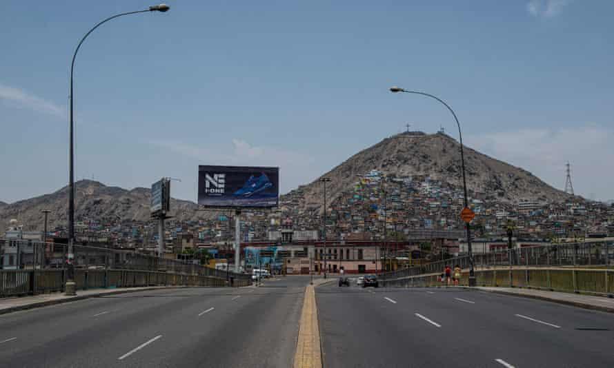 Lima, ibu kota Peru, adalah satusatunya kota nonAsia yang masuk dalam 100 Besar