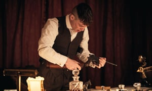 Tommy Shelby.