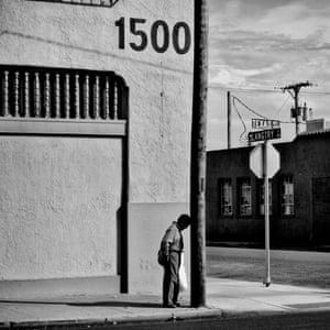 USA. El Paso, Texas. 2015.