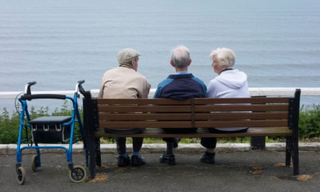 Older people dying for want of social care at rate of three an hour