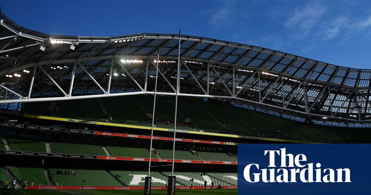 Ireland v Italy in Six Nations postponed and may be cancelled due to coronavirus