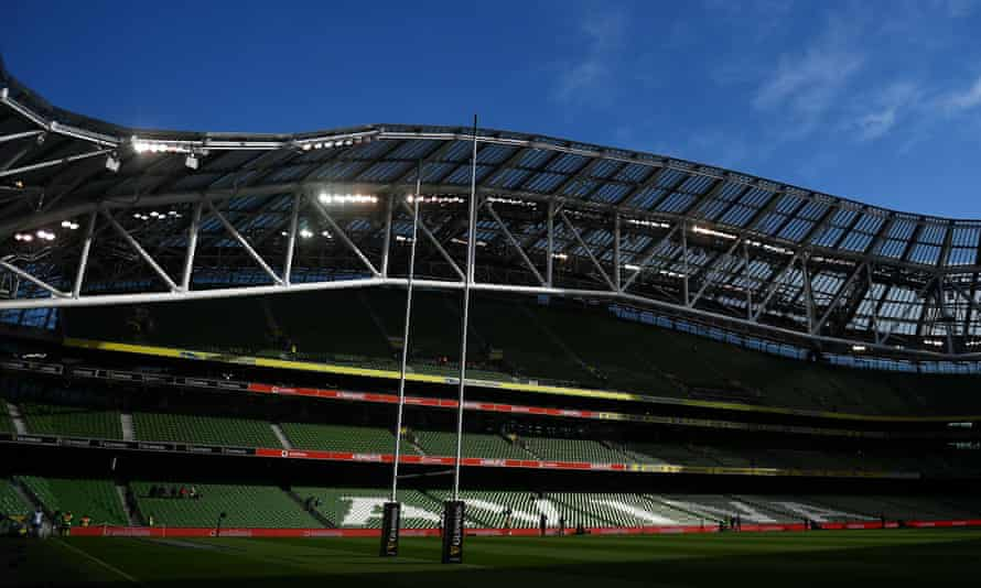 Ireland's men's team were scheduled to face Italy at the Aviva Stadium in this year's Six Nations on 7 March.