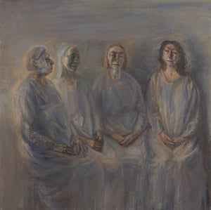 Celia Paul's My Sisters in Mourning