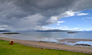 Redpoint beach, Wester Ross, NW Scotland