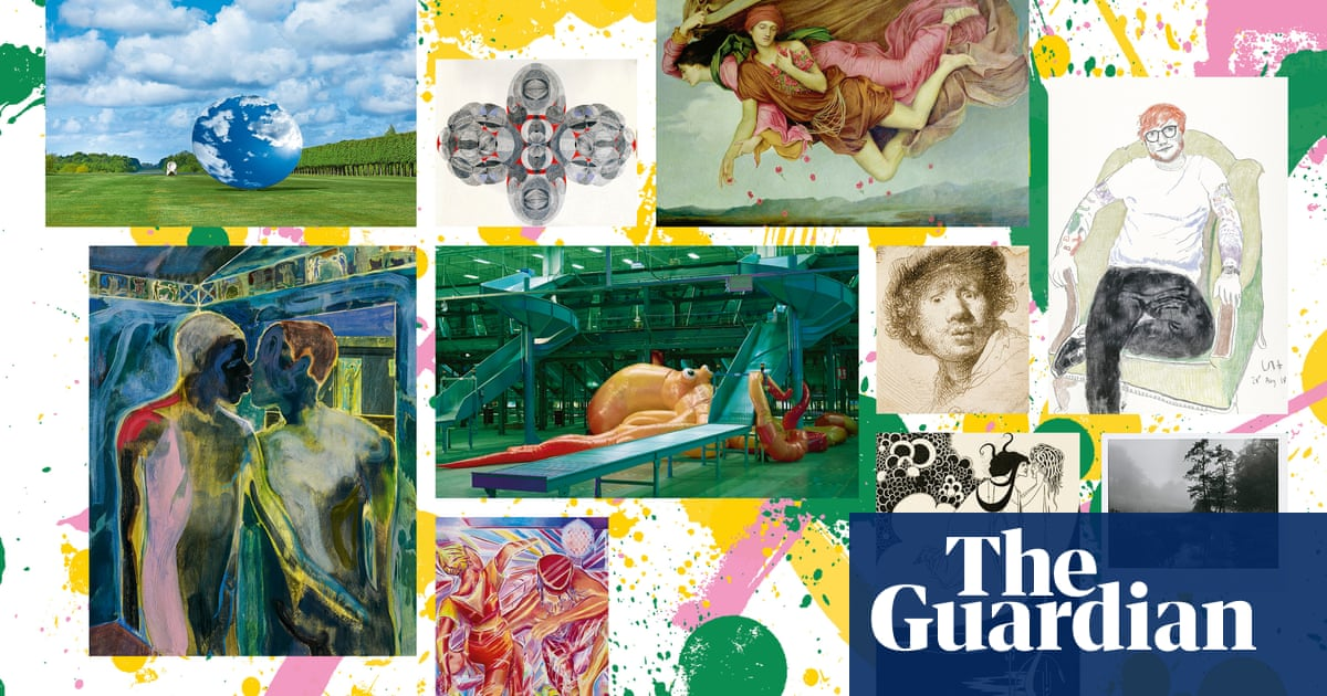 From Rembrandt to Warhol: 30 exhibitions to catch as galleries reopen