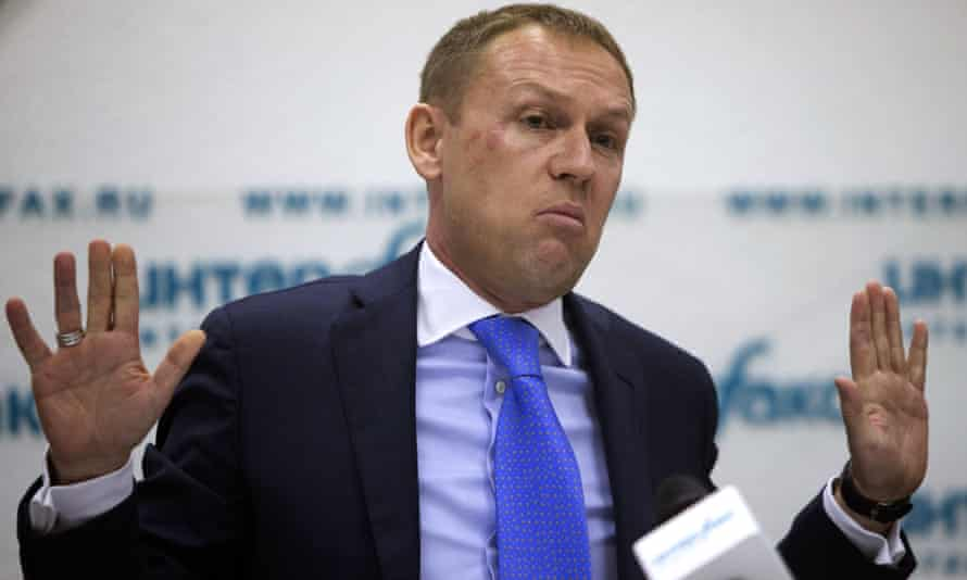 Andrei Lugovoi said May's decision to point the finger at Moscow was 'at a minimum irresponsible'.