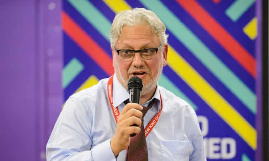 Jon Lansman, Momentum's founder