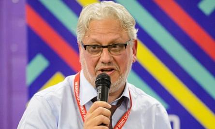 Jon Lansman, founder of Momentum