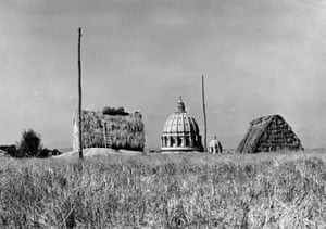 Dome of St Peter's Basilica, 1954