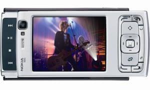 Nokia N95, 2007