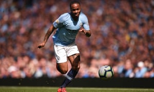 'We're trying to get something in place so people have to think twice before they say something like that,' said Raheem Sterling.