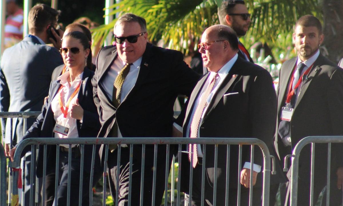Bilderberg Ahoy Pompeo and Kushner join the billionaire boat club ...