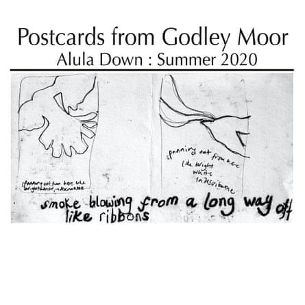 Alula Down: Postcards from Godley Moor album artwork
