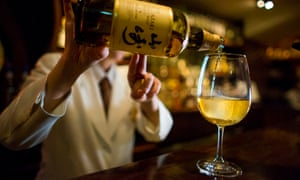 Yamazaki in Tokyo … Dave Broom's The Way of Whisky ponders what makes Japanese whisky so unique. Photograph: Reuters