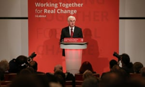 John McDonnell gave a speech on the Labour party's plans for the economy post Brexit, but is the Labour message cutting through?