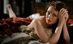 Laura Haddock in Da Vinci's Demons