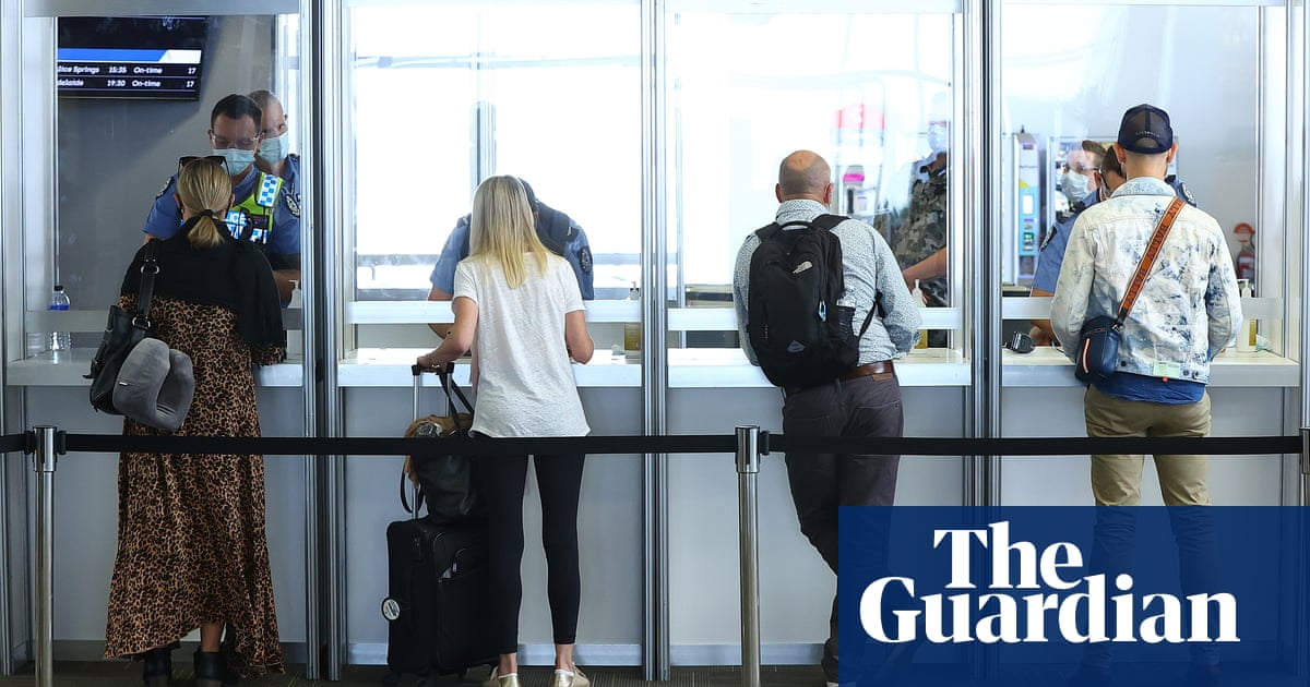 WA could keep border checks and tracking post-Covid to stem flow of drugs – The Guardian