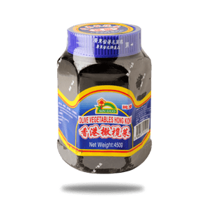 Légumes conservés Sin Gou HK.