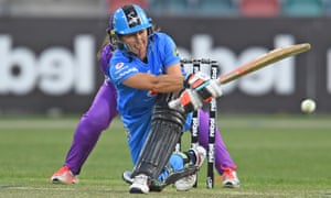 WBBL, Hurricanes v Strikers