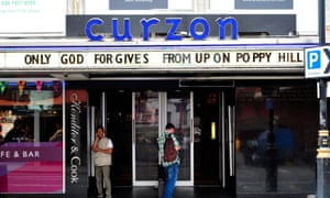 Soho's Curzon cinema: Stephen Fry finds planning demolition 'deeply worrying'.