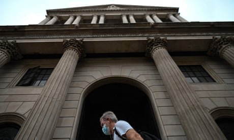 Bank of England paid £3m in 'golden goodbyes' over 15 months