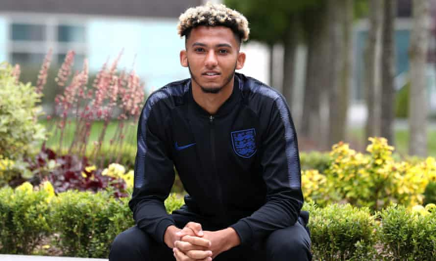 Lloyd Kelly is part of the England squad who will compete in the European Under-21 Championship in Italy, which starts on Sunday.