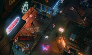 Ruiner: a detailed cyberpunk vision of the future.