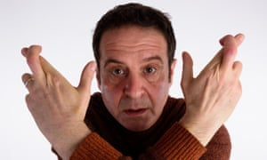 The Show that Gambles on the Future … Mark Thomas.