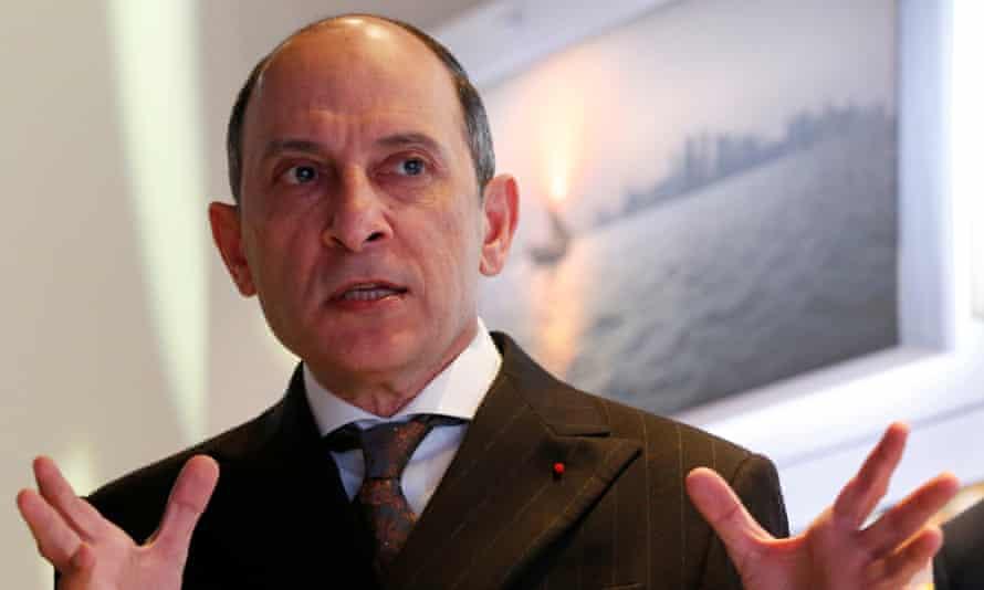 Qatar Airways' chief executive Akbar Al Baker