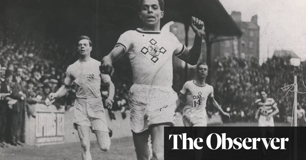 The remarkable story of Harry Edward: Britain's first black Olympian