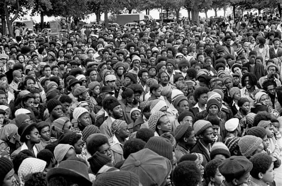 African Liberation Day, Handsworth Park. 1977