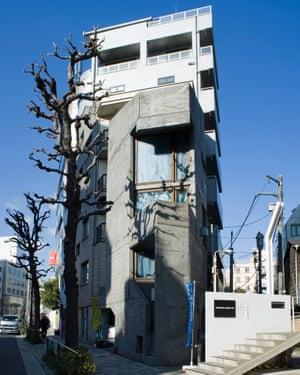 Takamitsu Azuma Tower House