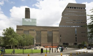 The Switch House At Tate Modern, London, United Kingdom. The Tate group announced it will no longer accept donations from the Sackler family.