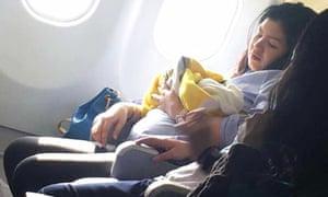 Baby Haven born on Cebu Pacific flight