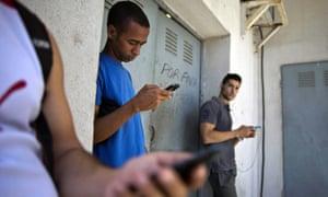 Cuban students