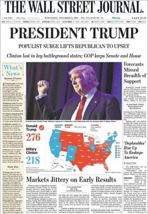 Wall Street Journal, US