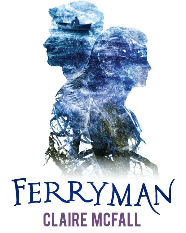 Ferryman, the first in McFall's trilogy