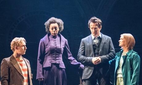 Harry Potter Play Casts Spell Over Olivier Awards In Record Triumph