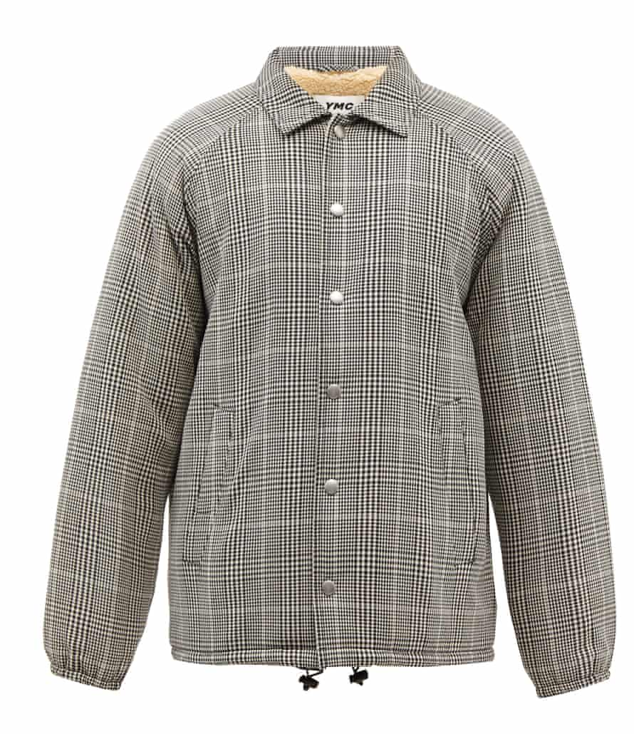 Buy it Prince of Wales check sports jacket