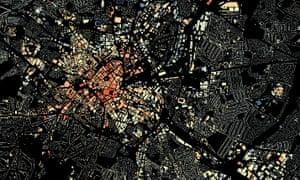 Birmingham building heights