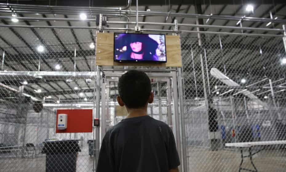The Obama administration's use of family detention centres that hold children and mothers has become one of the most contested elements of America's border protection program.