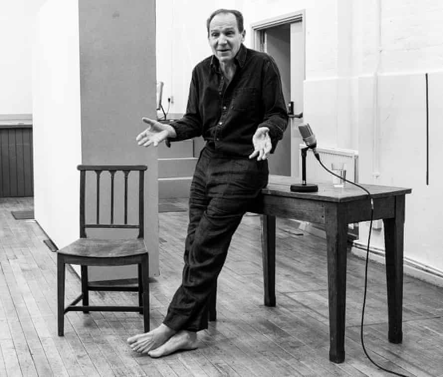 Ralph Fiennes directs and stars in Four Quartets.