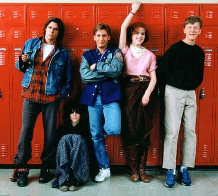 The Breakfast Club, 1985. Star Molly Ringwald has called out the film's director for the dubious sexual politics the film normalised