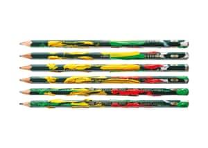 Gerald Scarfe's pencil