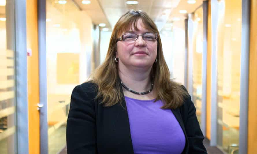Tracey McDermott of the Financial Conduct Authority