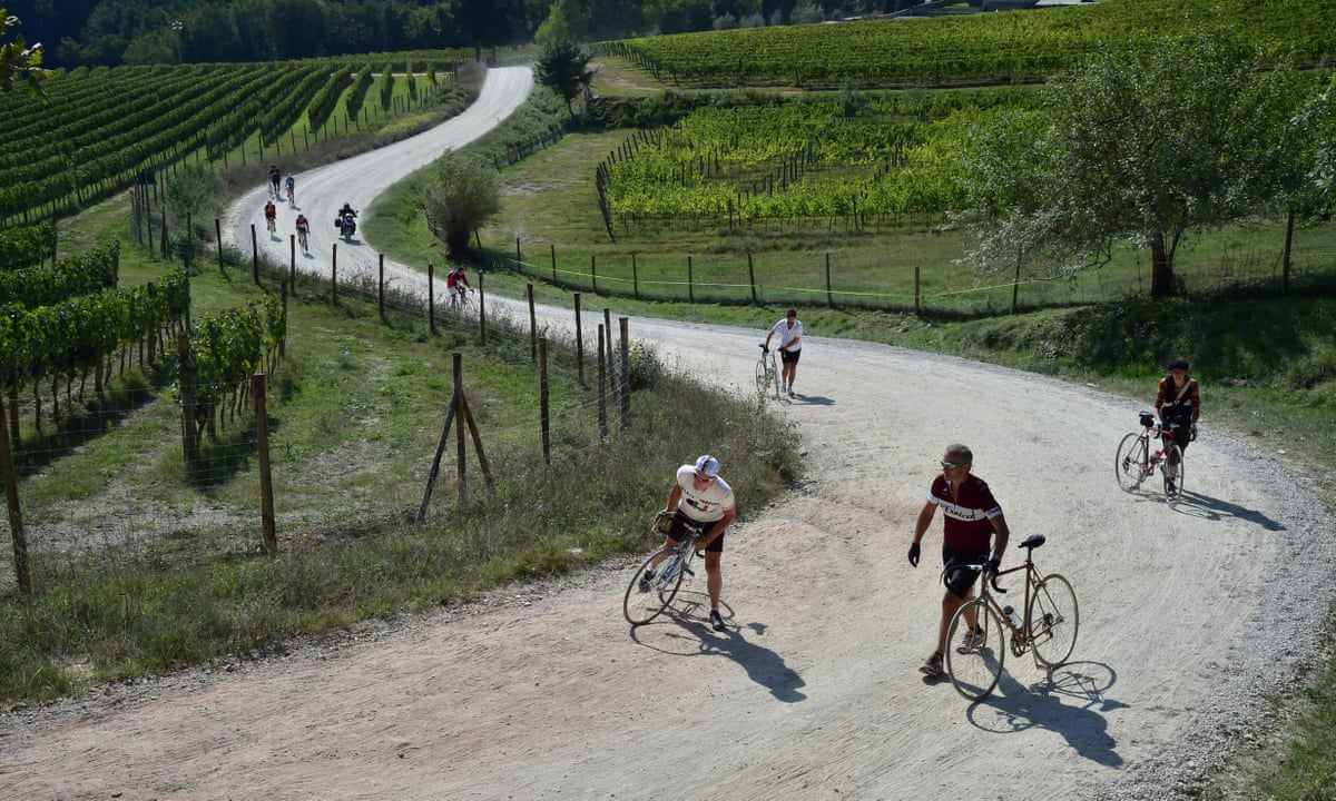 A classic cycle ride in Italy's Chianti country