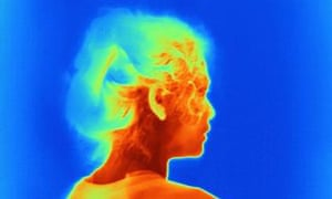 The menopause triggers hot flushes and night sweats